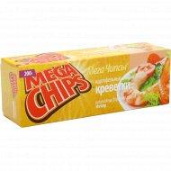 Чипсы «Mega Chips» со вкусом креветки, 200 г.