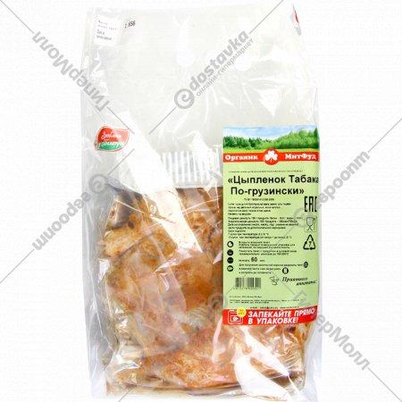 Полуфабрикат «Цыплёнок Табака по-грузински» 1 кг., фасовка 1.2-2 кг