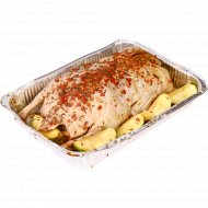 Полуфабрикат из мяса уток «Фруктовая утка» 1 кг., фасовка 1.5-1.8 кг