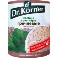 Хлебцы «Dr.Korner» гречневые, 100 г