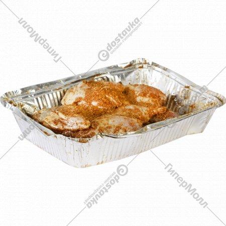 Полуфабрикат «Перепёлка в лимонном соусе» 1 кг., фасовка 0.5-0.55 кг