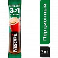 Кофе растворимый «Nesсafe» 3 в 1 крепкий, 14.5 г.