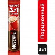 Кофе растворимый «Nesсafe» 3 в 1 классический, 14.5 г.