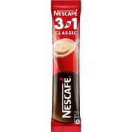 Кофе растворимый «Nesсafe» 3 в 1 классический, 14.5 г
