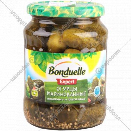 Огурцы «Bonduelle» маринованные 680 г.