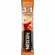 Кофе растворимый «Nesсafe» 3 в 1, карамель, 14.5 г.