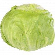 Салат «Айсберг» 1 кг., фасовка 0.6-0.9 кг