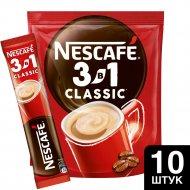 Кофе растворимый «Nesсafe» 3 в 1 классический, 10х14.5 г.