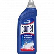 Чистящий гель «Comet» для ванной комнаты, 500 мл.
