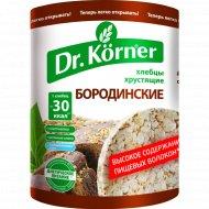 Хлебцы «Dr Korner» Бородинские, 100 г