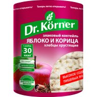 Хлебцы «Dr.Korner» Яблоко с корицей, 90 г.