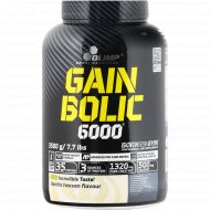 Гейнер «Olimp Nutrition» Gain Bolic 6000 ваниль, 3.5 кг.