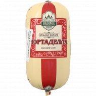 Колбаса вареная «Мортаделла Люкс» высшего сорта, 1 кг., фасовка 0.7-0.8 кг