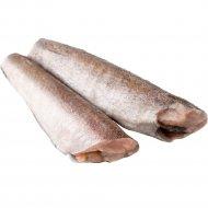 Рыба «Мерлуза Орегонская» замороженная, тушка, 1 кг, фасовка 0.9-1 кг