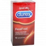 Презерватив «Durex №12» естественные ощущения, 12 шт.
