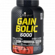 Гейнер «Olimp Nutrition» Gain Bolic 6000 клубника, 3.5 кг.