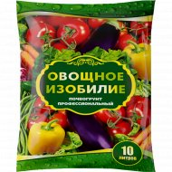 Почвогрунт «Овощное изобилие» 10 л.