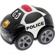 Машинка-турбо «Chicco» Police, инерционная, 7901000000