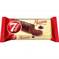 Рулет бисквитный «7 Days» какао, 200 г.