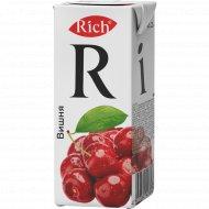 Нектар «Rich» вишневый 200 мл.