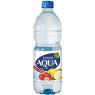 Напиток «Aqua» фруктовая с ароматом лимона и клубники, 0.75 л.