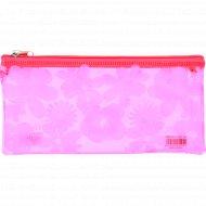 Сумка для косметики «Флер» CK-2005, розовая.