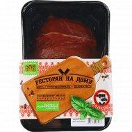 Полуфабрикат мясной из говядины, охлажденный, 700 г.