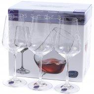 Набор бокалов для вина «Bohemia Crystal» C5995/350, 6 штук, 350 мл