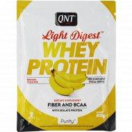 Протеин «QNT» WHEY LIGHT DIGEST, банан, 40 г.