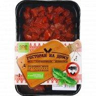 Полуфабрикат мясной из говядины, охлажденный, 500 г.