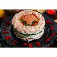 Суши-торт с угрем, 1/1000.