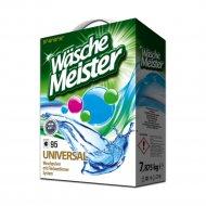 Стиральный порошок «Wasche Meister» универсальный, 7.875 кг.