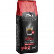 Кофе молотый «Must» Ground coffee arabica, 250 г
