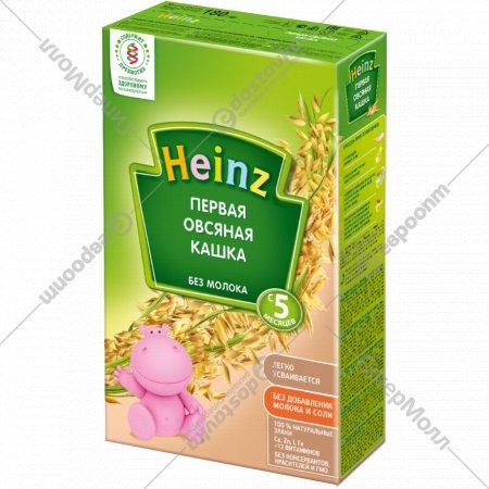 Каша овсяная безмолочная «Heinz» 180 г.