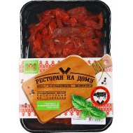 Бефстроганов «Слонимский мясокомбинат» говяжий, охлажденный, 500 г