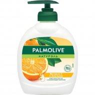 Жидкое мыло «Palmolive Натурэль» витамин С и апельсин, 300 мл.