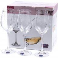 Набор бокалов для вина «Bohemia Crystal» Q9103/250, 6 штук, 250 мл