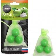 Ароматизатор «Шарики в мешочке» сочное яблоко, AFSH121.