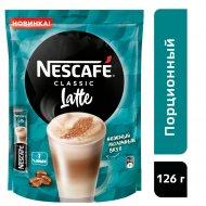 Кофейный напиток «Nescafe Classic Latte» 7 х18 г