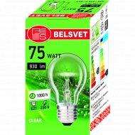 Лампа накаливания «Belsvet» Б 230-75-5.