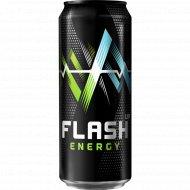 Напиток «Flash up» с кофеином и таурином, 0.33 л.