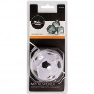 Ароматизатор «Футбольный мяч» черный лед, AFFO063.