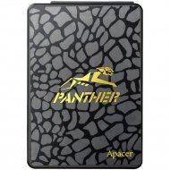 SSD диск «Apacer» Panther AS340 240GB AP240GAS340G-1.