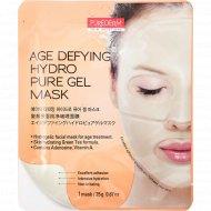 Гидрогелевая маска для лица «Purederm» Age Defying, 25 г