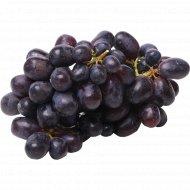 Виноград черный 1 кг, фасовка 0.7-0.85 кг