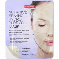 Гидрогелевая маска для лица «Purederm» питательная, укрепляющая, 25 г