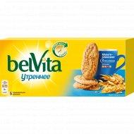 Печенье мульти-злаковое «Belvita» утреннее, 225 г.