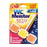 Блок для унитаза «WC Meister» грейпфрут.