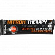 Предтренировочный комплекс «Biotech USA» Nitrox Therapy, клюква, 17 г.