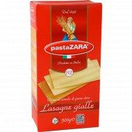 Макаронные изделия «Pasta zara» Лазанья, 500 г.